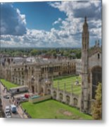 College Of Kings Metal Print