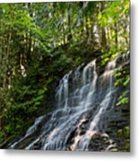 Colliery Falls Metal Print