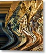 Collision Xiv Metal Print