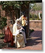 Colonial Music At Tryon Palace Metal Print