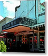 Colony Theatre Metal Print