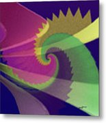 Color Designs Metal Print by Anthony Caruso