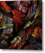 Color Harmony Metal Print by Oni H