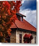 Color In Common Metal Print