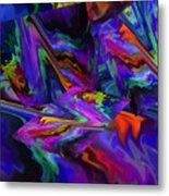 Color Journey Metal Print