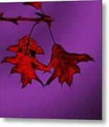 Color Me Autumn Metal Print