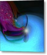 Color Movements Metal Print