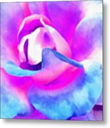 Color Of Charisma Metal Print