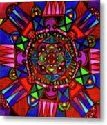 Color Paluzza II Metal Print