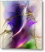 Color Snare Metal Print