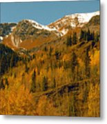 Colorado Metal Print