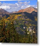 Colorado Fall Metal Print