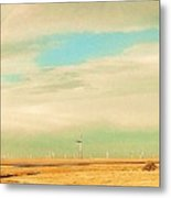 Colorado I-70 Metal Print