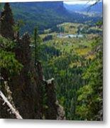 Colorado Landscape Metal Print
