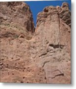 Colorado Redrock Metal Print