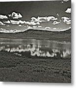 Colorado Reflections 1 Metal Print