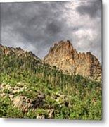 Colorado Ridgeway Metal Print
