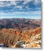 Colorado River And The Grand Canyon Metal Print