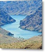 Colorado River Arizona Metal Print