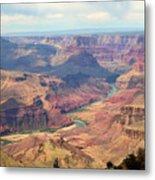 Colorado River Grand Canyon  Metal Print