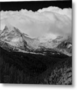 Colorado Rocky Mountains Continental Divide Metal Print
