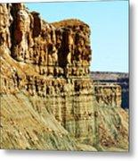 Colorado Scenic Metal Print