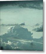 Colorado Storm Metal Print
