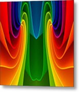 Colorful 2 Metal Print