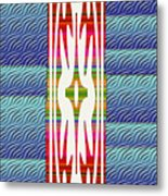 Colorful Abstract 13 Metal Print