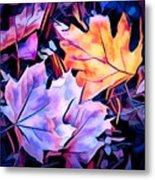 Colorful Autumn Metal Print