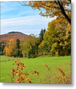 Colorful Cabot Metal Print