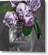 Bring Color To My World Metal Print
