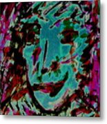 Colorful Expression 15 Metal Print