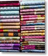 Colorful Garment Metal Print