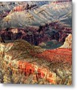 Colorful Grand Canyon Metal Print