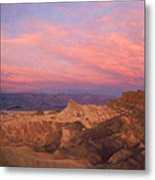 Colorful Mountains Metal Print