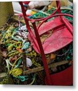 Colorful Pile 1 Metal Print