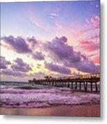 Colorful Sunrise Metal Print