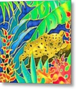 Colorful Tropics 4 Metal Print