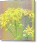 Colorful Wildflower Bouquet Metal Print