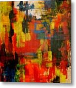 Colorfull Dreams Metal Print