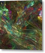 Colors Of Light Metal Print