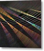 Colors Of Music Metal Print