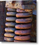 Colors Of Rust Metal Print