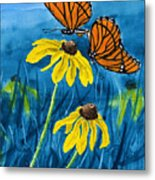 Colors Of Spring Metal Print