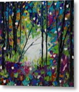Colors Of The Forest Metal Print