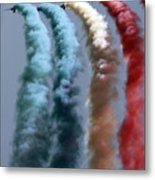 Colors On The Sky Metal Print