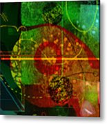 Colorscope  Metal Print