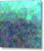 colour impression 1-A rainy summers day Metal Print