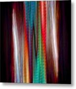 Colour Stream Metal Print